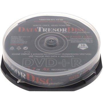 DATA TRESOR DISC DVD+R 10ks cakebox