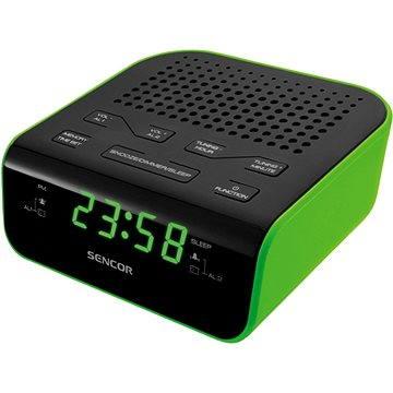 Sencor SRC 136 GN černo-zelený
