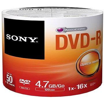 Sony DVD-R 50ks cakebox bulk