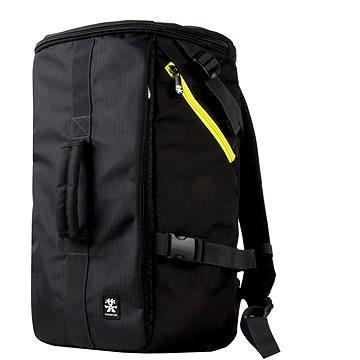 Crumpler Track Jack Barrel Backpack černý