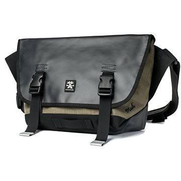 Crumpler Muli Messenger M černá/tarpaulin/khaki