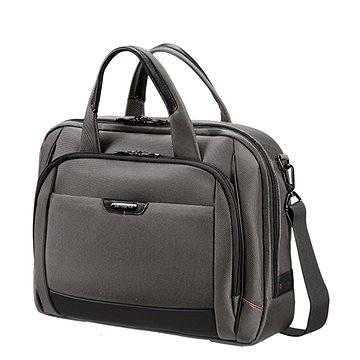 "Samsonite PRO-DLX 4 Laptop Bailhandle M 16"" Magnetic Grey"