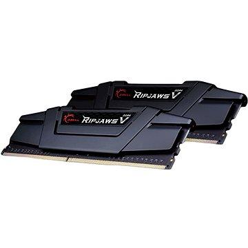 G.SKILL 8GB KIT DDR4 3200MHz CL16 RipjawsV