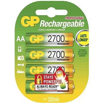 GP HR6 (AA), 4ks v blistru