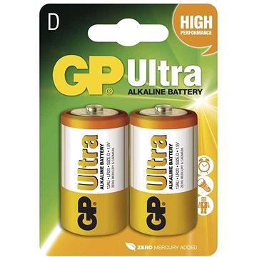 GP Ultra LR20 (D) 2ks v blistru