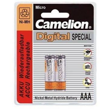 Camelion AAA mikrotužkové NiMH 600mAh 2 ks