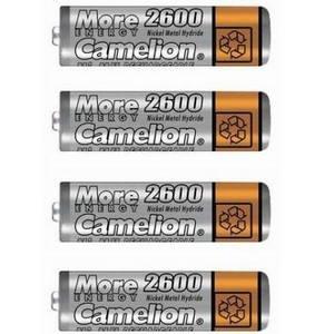 Camelion AA tužkové NiMH 2600mAh 4 ks