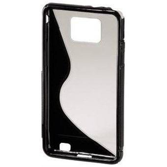 Hama TPU Combi case mobile phone cover černý