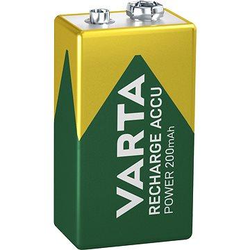 VARTA Power Accu 9V Ready2Use NiMH 200 mAh, 1ks