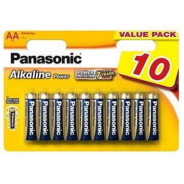 Panasonic AA Alkaline Power LR6 10ks