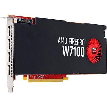 HP AMD FirePro W7100 8GB