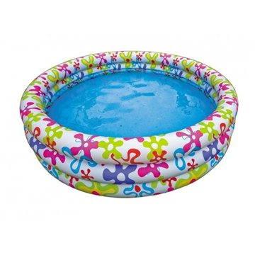 Intex Bazén dětský s kytkami