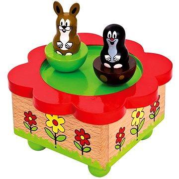 Hrací skříňka - Krteček