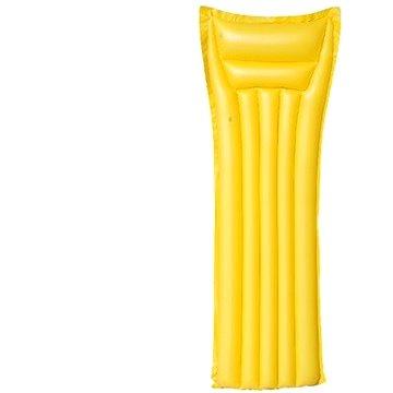 Nafukovací matrace Finish žlutá