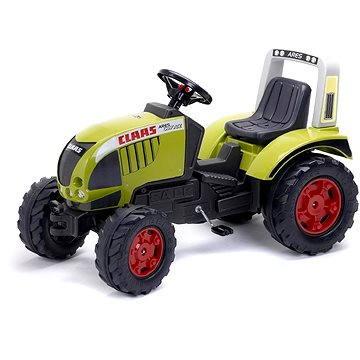 Šlapací traktor Claas Arion zelený