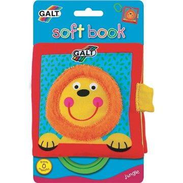 GALT Dětská knížka - V džungli