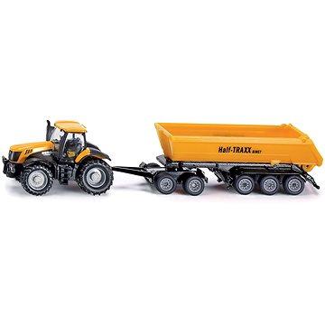 Siku Farmer - Traktor se sklápěcím přívěsem