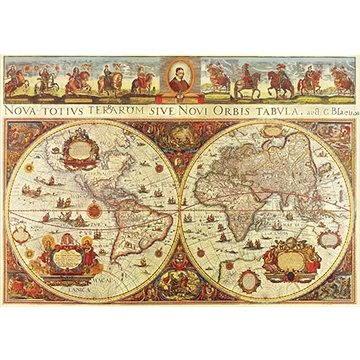 Ravensburger Historická mapa světa