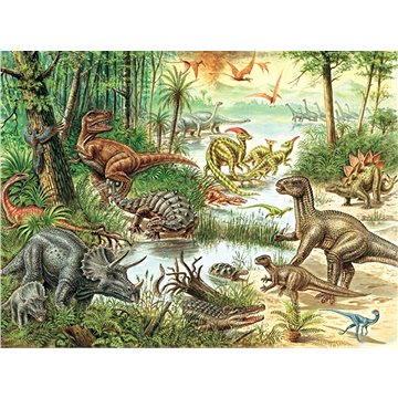 Ravensburger Dinosauři XXL