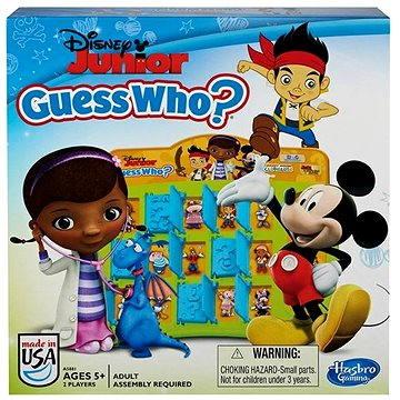 Hádej kdo - Disney Junior