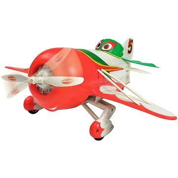 Planes El Chupacabra - jezdící letadlo