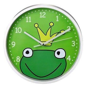 Nástěnné hodiny - Žába
