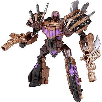 Transformers - Pohyblivý transformer s vylepšením Decepticon Blast Off
