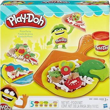 Play-Doh - Pizza párty