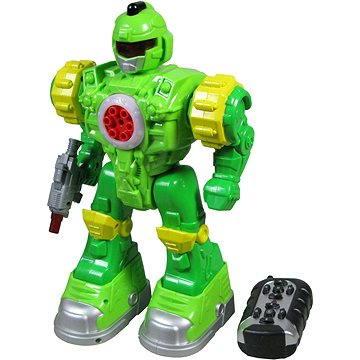 Robot na ovládání I/R zelený