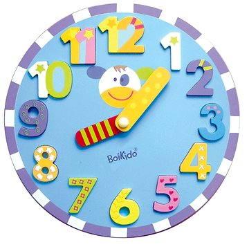 Boikido - Puzzle hodiny