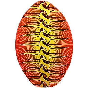 Skimboard oranžový