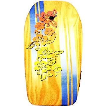 Bodyboard žlutý