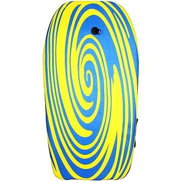 Bodyboard modro-žlutý