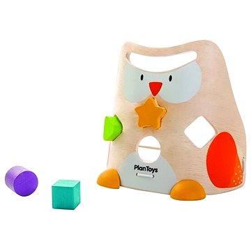 Plan Toys Tvary - Sova