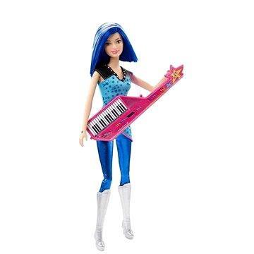 Mattel Barbie - Rockerka v modrém