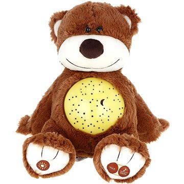 Medvídek - projektor s ukolébavkou