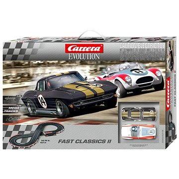 Carrera EVO - Fast Classic II