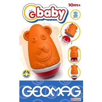 Geomag - Gbaby Poly medvěd
