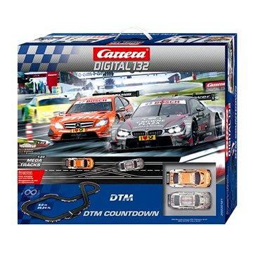 Carrera Digital 132 - DTM Countdown