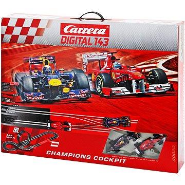 Carrera D143 40023 – Champions Cockpit