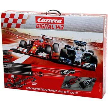 Carrera D143 40028 – Championship Race off