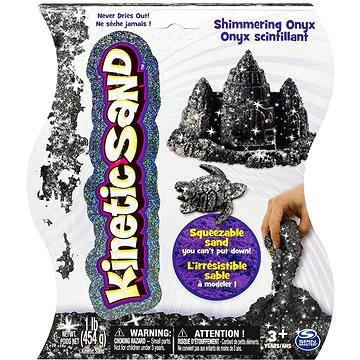 Kinetický písek - 454 g Gem onyx