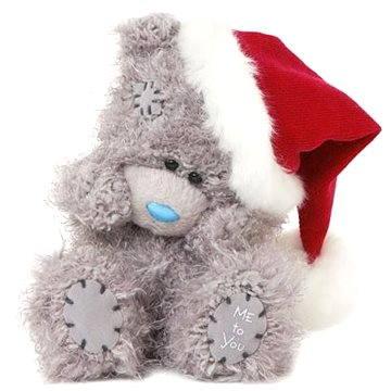 """Medvídek v čepici Santa """"Me to you"""""""