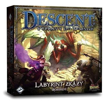 Descent 2nd Ed - Labyrint zkázy