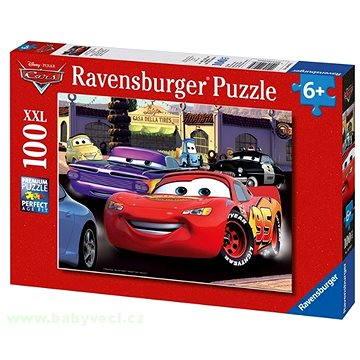 Ravensburger Cars - Žhavé pneumatiky