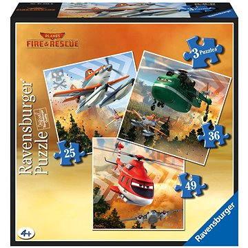 Ravensburger Letadla - nebojácný tým 3 v 1