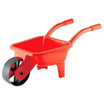 Zahradní kolečko červené