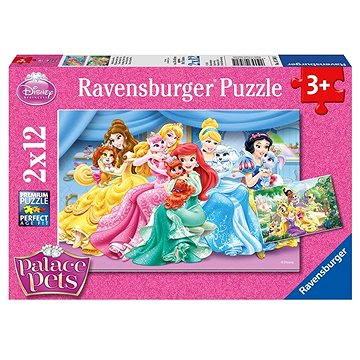 Ravensburger Princezna a domácí zvířata