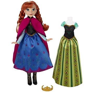 Ledové království - Panenka Anna s náhradními šaty