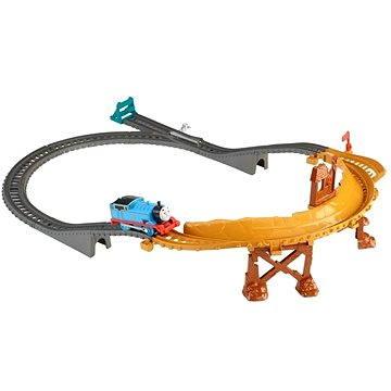 Mattel Mašinka Tomáš - Set rozbitý most